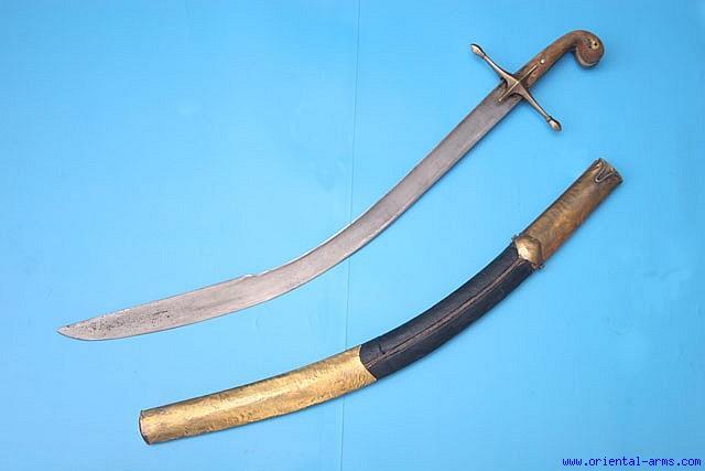 Oriental-Arms: Good Turkish / Ottoman Kilij Sword