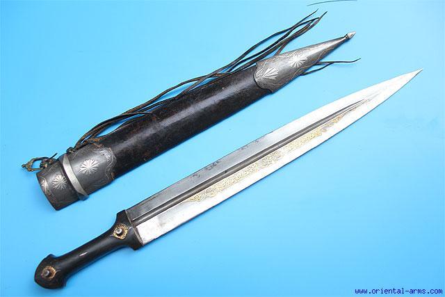 Oriental Arms Fine And Heavy Qama Sword